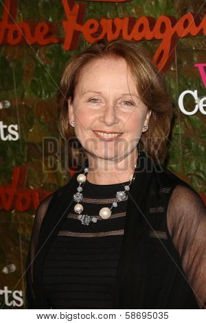 Kate Burton at the Wallis Annenberg Center For The Performing Arts Inaugural Gala, Wallis Annenberg Center For The Performing Arts, Beverly Hills, CA 10-17-13