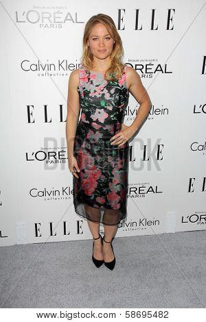 Erika Christensen at the Elle 20th Annual
