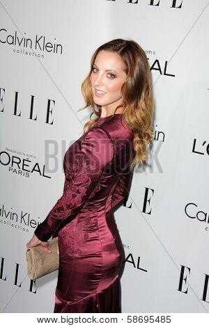 Eva Amurri Martino at the Elle 20th Annual
