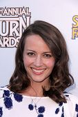 Amy Acker at the 39th Annual Saturn Awards, The Castaway, Burbank, CA 06-26-13