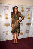 Moon Bloodgood at the 39th Annual Saturn Awards Press Room, The Castaway, Burbank, CA 06-26-13
