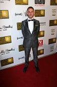 Dominic Monaghan at the 3rd Annual Critics' Choice Television Awards, Beverly Hilton Hotel, Beverly