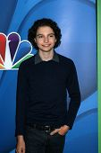 Max Burkholder at the NBC Press Tour, Beverly Hilton, Beverly Hills, CA 07-27-13