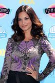 Alexis Knapp at the 2013 Teen Choice Awards Arrivals, Gibson Amphitheatre, Universal City, CA 08-11-