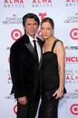 Lou Diamond Phillips at the 2013 NCLR ALMA Awards Arrivals, Pasadena Civic Auditorium, Pasadena, CA