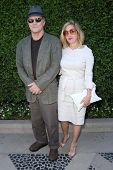 Albert Brooks and Kimberly Brooks at The Rape Foundation's Annual Brunch, Private Location, Beverly