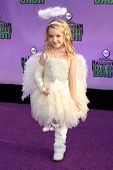 McKenna Grace at the Hub Network First Annual Halloween Bash. Barker Hangar, Santa Monica, CA 10-20-