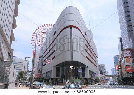 Hankyu Umeda department store Osaka Japan