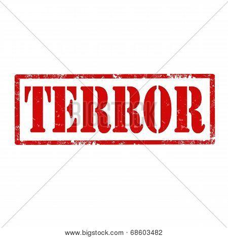 Terror-stamp