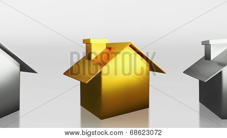 Investment The Gold House