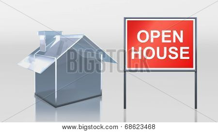 Investment Glass House Open House