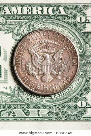 Medio dólar