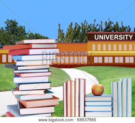 University Education Concept