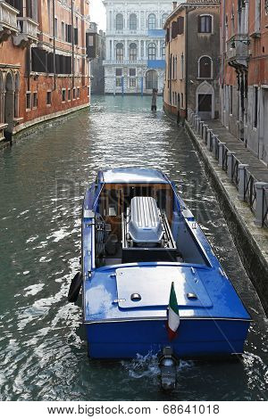 Funeral Boat Transport