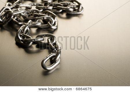 Corrente de metal