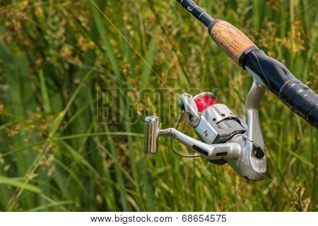 Sports Fishing Pole Rod Reel