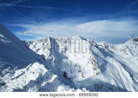 ski resort - Solden Austria