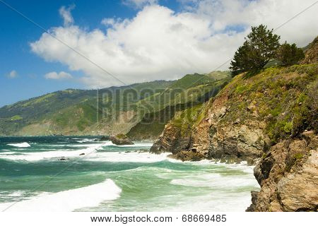 Coastline In California