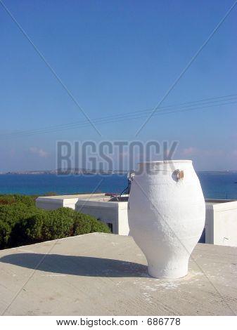 Pot In Greece