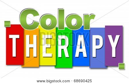 Color Therapy Professional Colorful