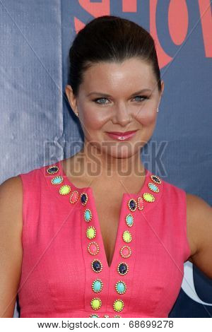 LOS ANGELES - JUL 17:  Heather Tom at the CBS TCA July 2014 Party at the Pacific Design Center on July 17, 2014 in West Hollywood, CA