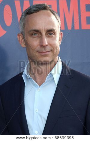LOS ANGELES - JUL 17:  Wallace Langham at the CBS TCA July 2014 Party at the Pacific Design Center on July 17, 2014 in West Hollywood, CA