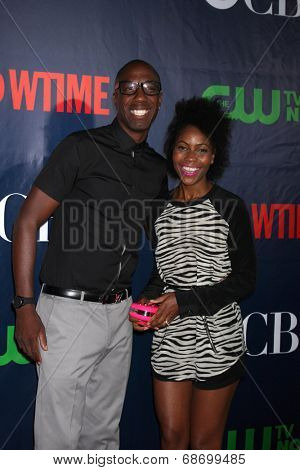 LOS ANGELES - JUL 17:  J.B. Smoove at the CBS TCA July 2014 Party at the Pacific Design Center on July 17, 2014 in West Hollywood, CA