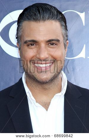 LOS ANGELES - JUL 17:  Jamie Camil at the CBS TCA July 2014 Party at the Pacific Design Center on July 17, 2014 in West Hollywood, CA