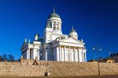 picture of nicholas  - Helsinki Cathedral or St Nicholas - JPG