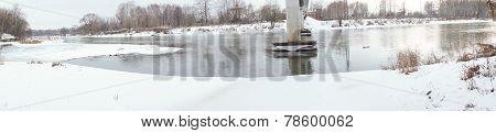 Winter River