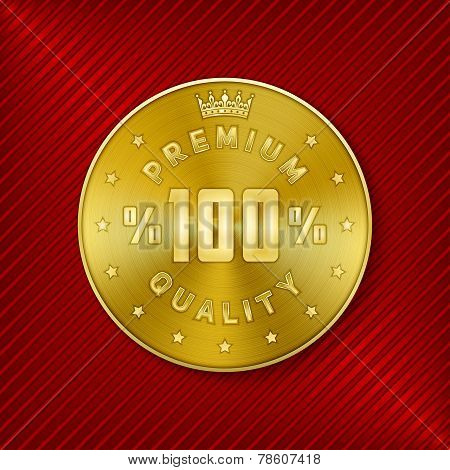 Quality Badge