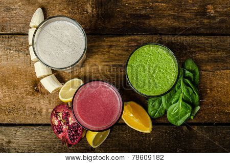 Healthy Smoothie - Eat Clean