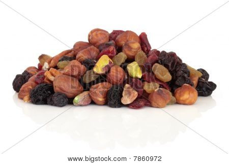 Fruit Nut And Berry Mix