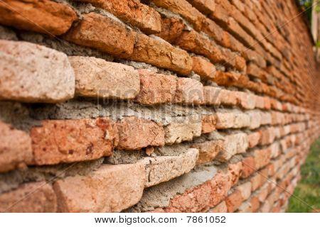 Chiang Mai's Wall