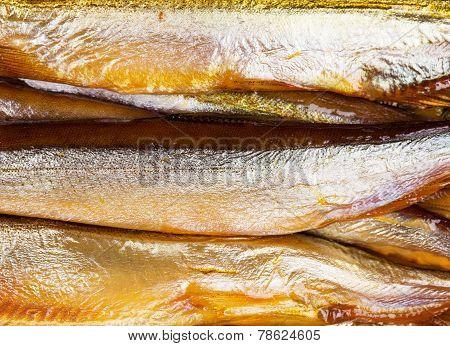 Smoke-dried fish