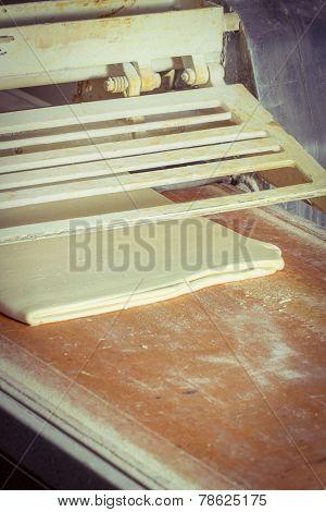 Yeast Dough Preparation Machine.