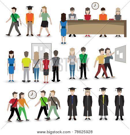 University people avatars