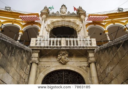 Seville Bullring - Royal Balcony