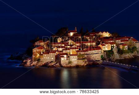Sveti Stefan Resort Island