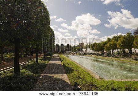 Park in Cordoba
