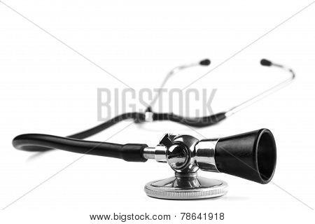 Stethoscope Closeup