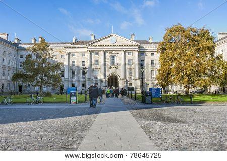 Trinity College Of Dublin