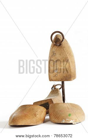 wooden shoe stretcher ladies