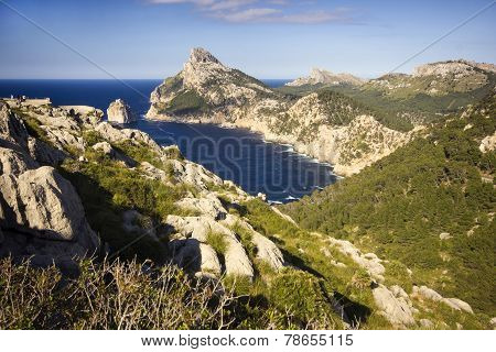 Cap Formentor On Majorca