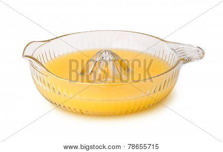 Glass Orange Juicer