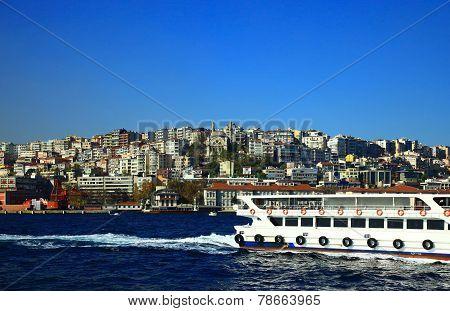 Kabatas (beyoglu), Istanbul.