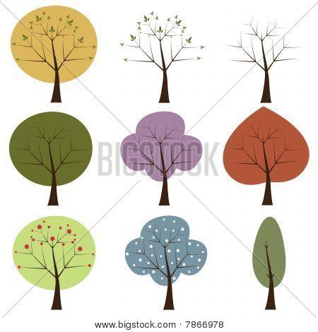Retro tree