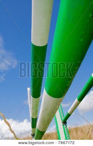 Jumping Poles