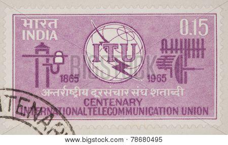 Inida Postage Stamp