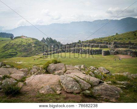 Sacsayhuaman View